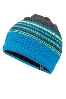 Boy's Striper Hat, Steel Onyx, medium