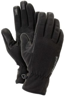 Wm's Windstopper Glove, Black, medium