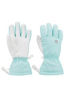 Wm's On Piste Glove, Blue Tint, medium