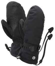 Wm's Randonnee Mitt, Black, medium