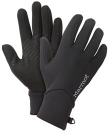 Wm's Connect Stretch Glove, Black, medium