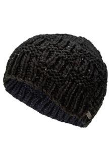 Wm's Sparkler Hat, Black, medium