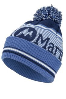 Wm's Foxy Pom Hat, Arctic Navy, medium