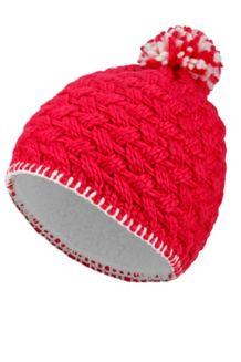 Girl's Denise Hat, Pink Rock, medium