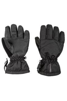 Girl's Glade Glove, Black, medium