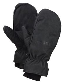 Basic Ski Mitt, Black, medium