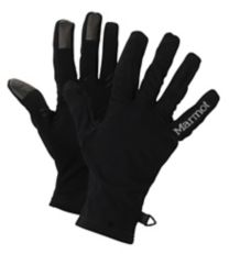 Wm's Connect Active Glove, Black, medium