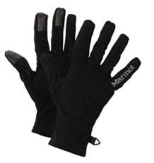 Wm's Connect Active Glove, Black, medium