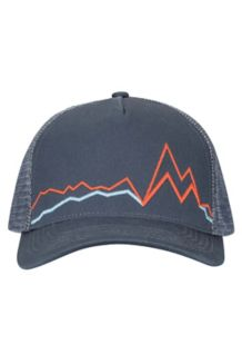 Peak Bagger Cap, Steel Onyx, medium