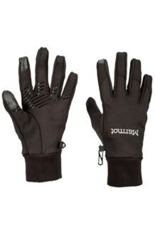 Wm's Connect Glove, Black, medium