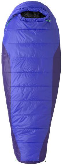 Wm's Sunset 20 Long, Electric Blue/Dahlia Purple, medium