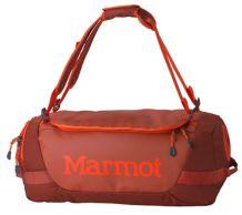 Long Hauler Duffle Bag Small, Rusted Orange/Mahogany, medium