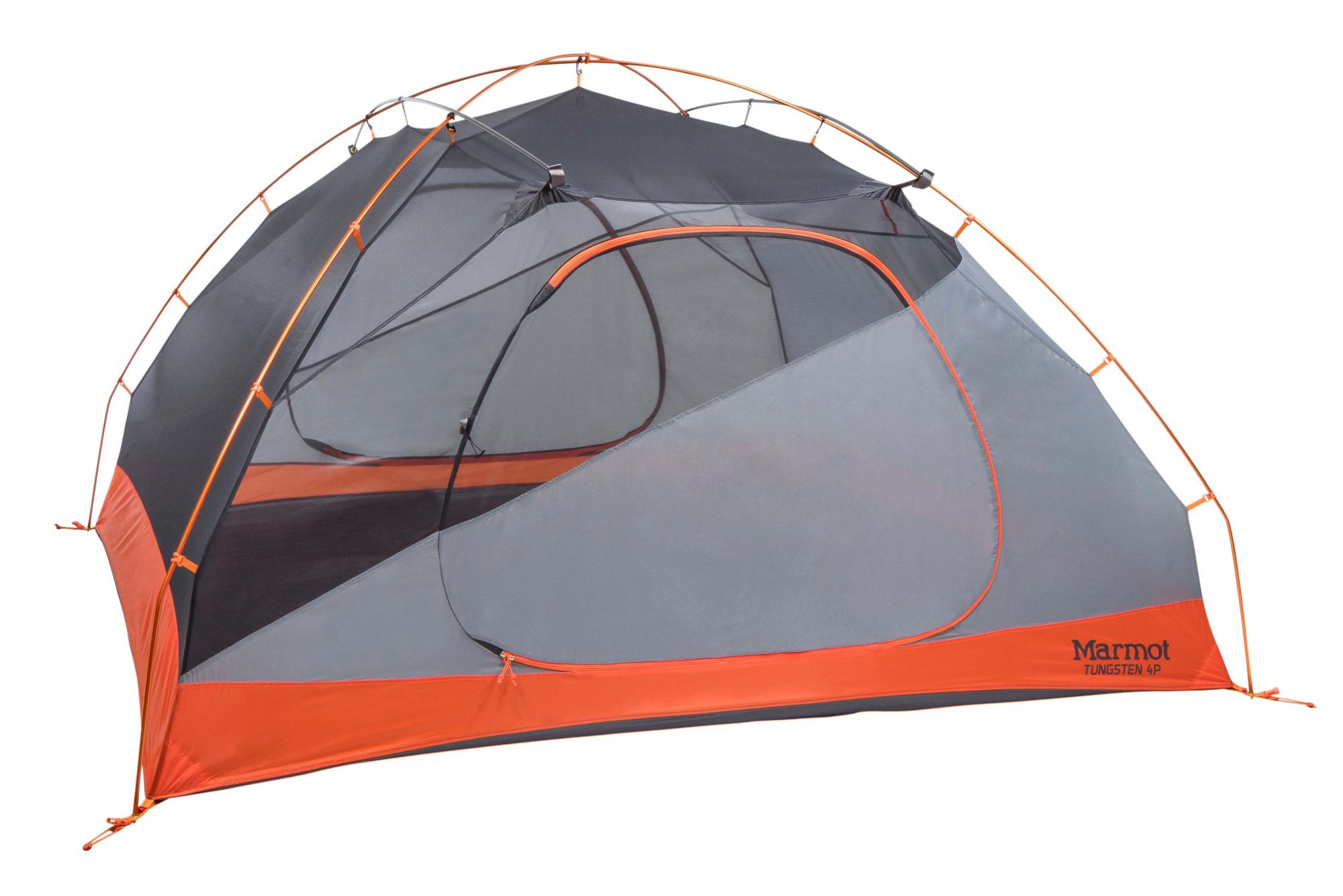 Tungsten 4P Blaze/Steel medium  sc 1 st  Marmot & Tents / Equipment | Marmot.com