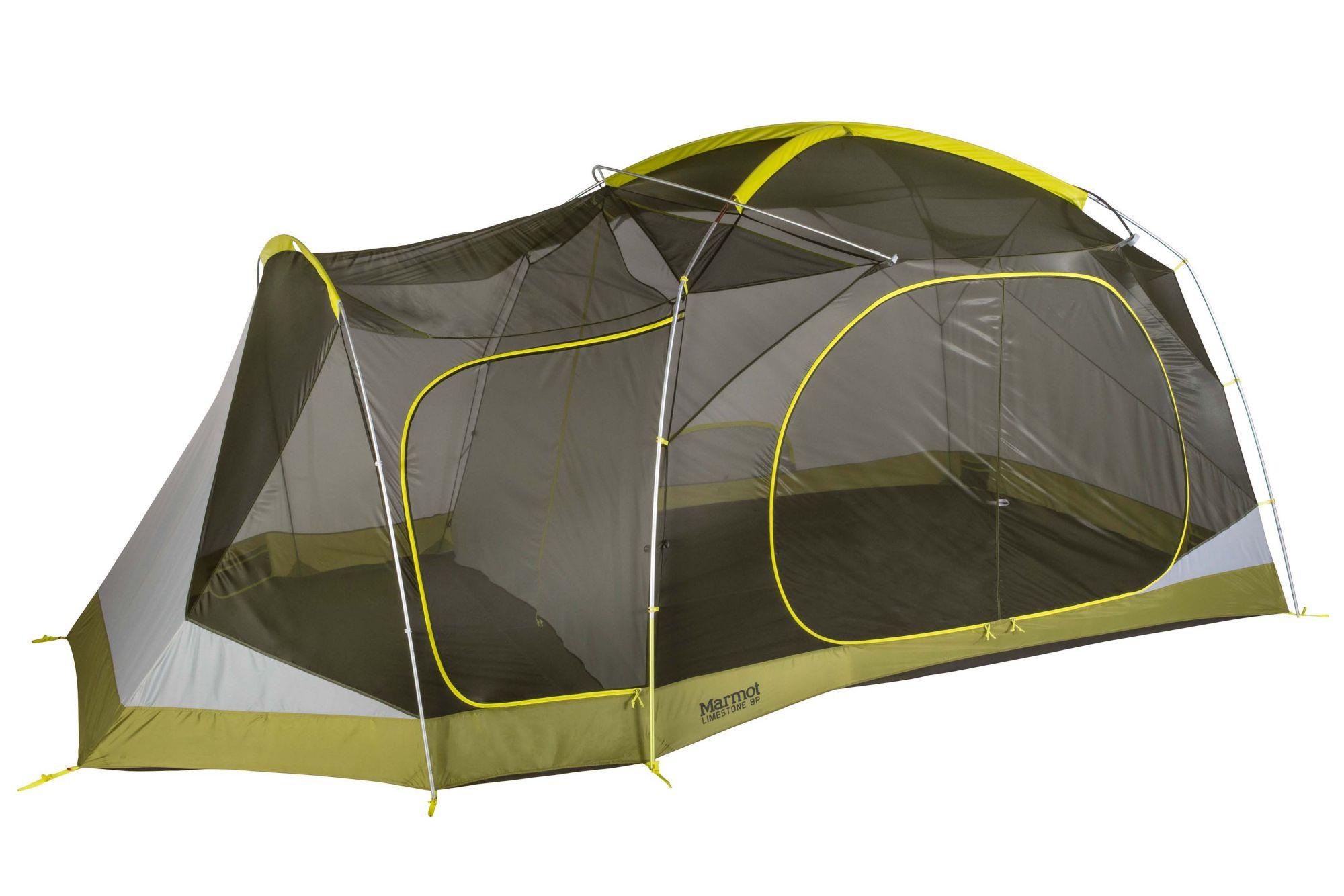 Limestone 8P Green Shadow/Moss medium  sc 1 st  Marmot & 8 Person Tents / Tents / Equipment | Marmot.com
