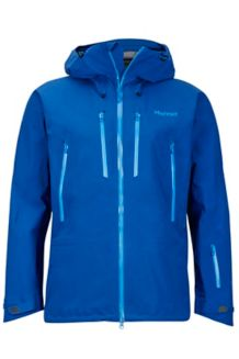 Alpinist Jacket, Dark Cerulean, medium