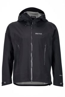 Cerro Torre Jacket, Black, medium