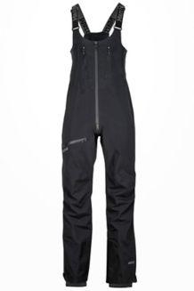 Alpinist Bib, Black, medium
