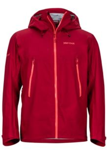 Red Star Jacket, Sienna Red, medium