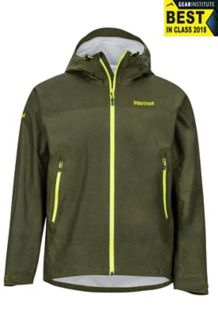 Eclipse Jacket, Tree Green, medium
