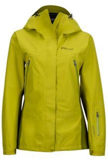Wm's Spire Jacket, Citronelle/Cilantro, medium