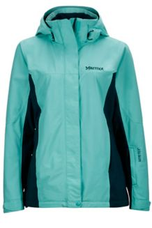 Wm's Palisades Jacket, Celtic/Deep Teal, medium