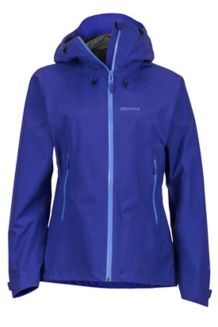 Wm's Knife Edge Jacket, Electric Purple, medium