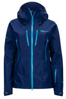 Wm's Alpinist Jacket, Arctic Navy, medium