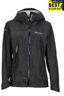 Wm's Eclipse Jacket, Black, medium