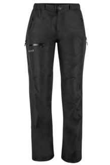 Wm's Eclipse Pant, Black, medium