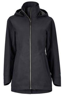 Wm's Lea Jacket, Black, medium