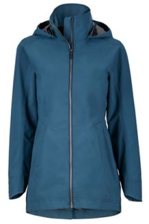 Wm's Lea Jacket, Harbor Blue, medium
