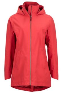 Wm's Lea Jacket, Desert Red, medium