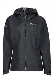 Wm's Exum Ridge Jacket, Black, medium