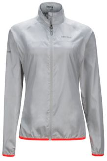 Wm's Trail Wind Jacket, Glacier Grey, medium