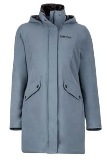 Wm's Edenmore Jacket, Steel Onyx, medium