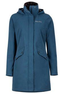 Wm's Edenmore Jacket, Harbor Blue, medium