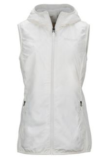 Wm's Furtastic Vest, Soft White, medium