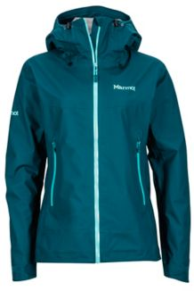 Wm's Starfire Jacket, Deep Teal, medium