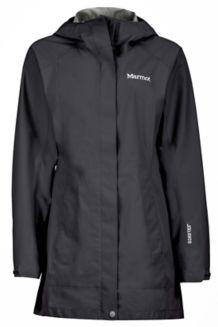 Wm's Essential Jacket, Black, medium