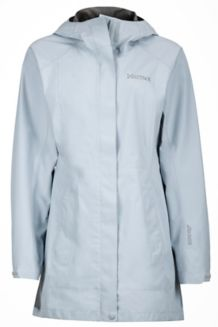 Wm's Essential Jacket, Silver, medium
