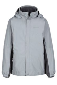 Boy's Northshore Jacket, Grey Storm/Slate Grey, medium