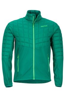 Featherless Hybrid Jacket, Shady Glade, medium