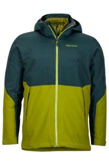 Featherless Component Jacket, Dark Spruce/Cilantro, medium