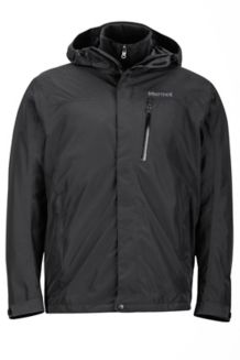 Ramble Component Jacket, Black, medium