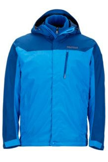 Ramble Component Jacket, Cobalt Blue/Blue Night, medium