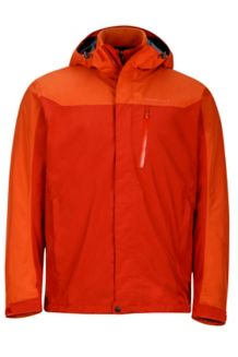 Ramble Component Jacket, Fox/Burnt Ochre, medium