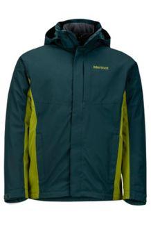 Castleton Component Jacket, Dark Spruce/Cilantro, medium