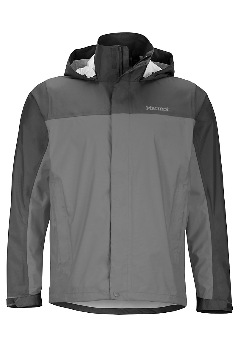 PreCip Jacket, Cinder/Slate Grey, large