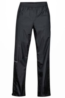 Precip Pant Long, Black, medium