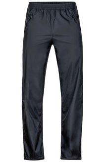 PreCip Full Zip Pant Short, Black, medium